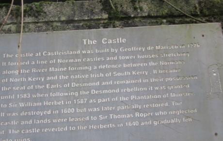 The Castle  Castleisland